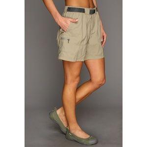 Columbia | Sandy River Cargo Shorts in 'Tusk'